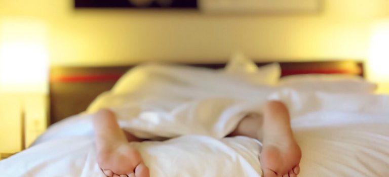 Schlaf gut – und wach fit wieder auf!