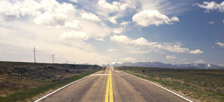 Neue Wege gehen – wie erreiche ich ein großes Ziel?
